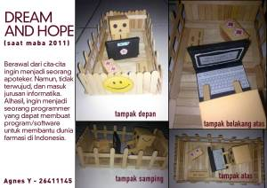 DREAM AND HOPE MABA